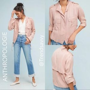 NWT Anthropologie Rails Anorak Bomber Jacket L
